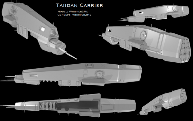 Taiidan Carrier