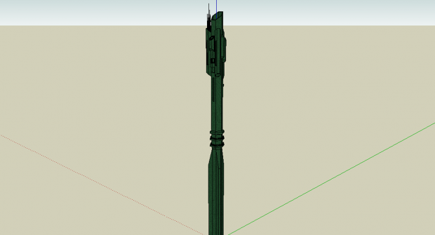 Alteran Control Tower