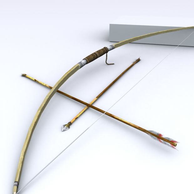 Real Bow And Arrow Bow and Arrow image - ...