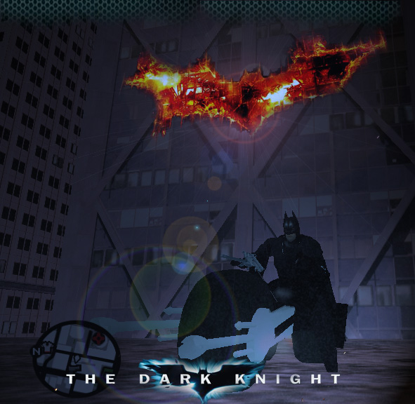 The Dark Knight - in game Pics