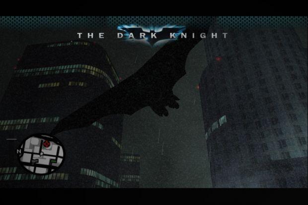 The Dark Knight - in game Pics