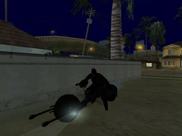 image - GTA - The Dark Knight Mod for Grand Theft Auto: San Andreas