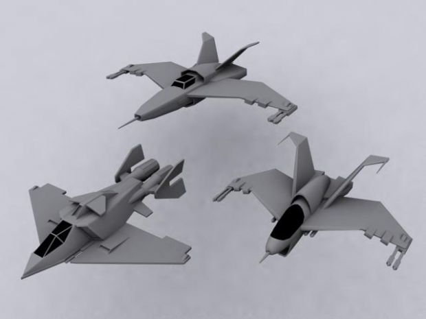 Federal Single Seater Fighters