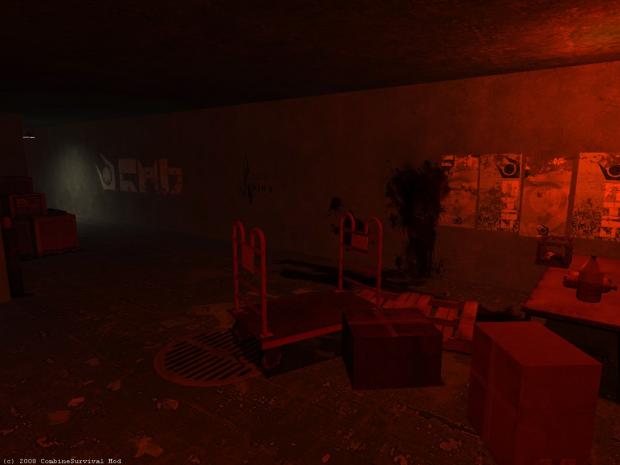 Combine Underground...