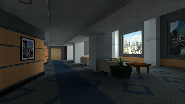 WIP Central Admin Office Complex