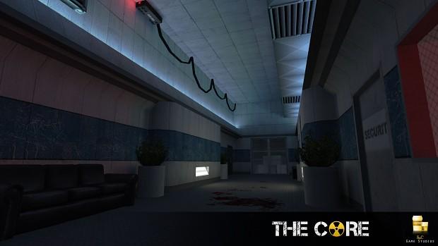 Black Mesa's corridors