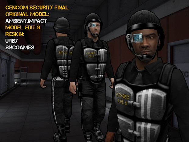 Central Security - Final Model