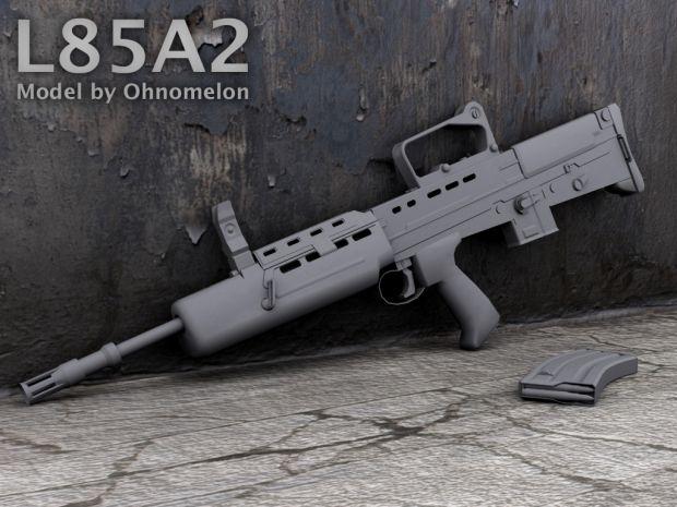 L85A2 Ironsights