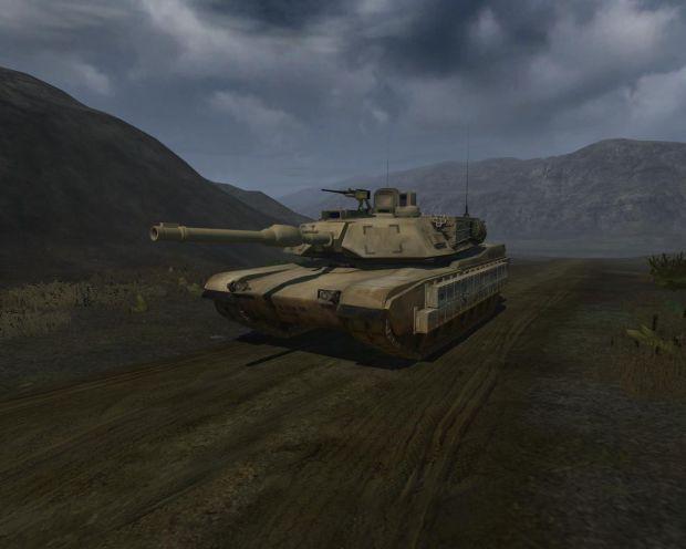 M1A2 TUSK Update