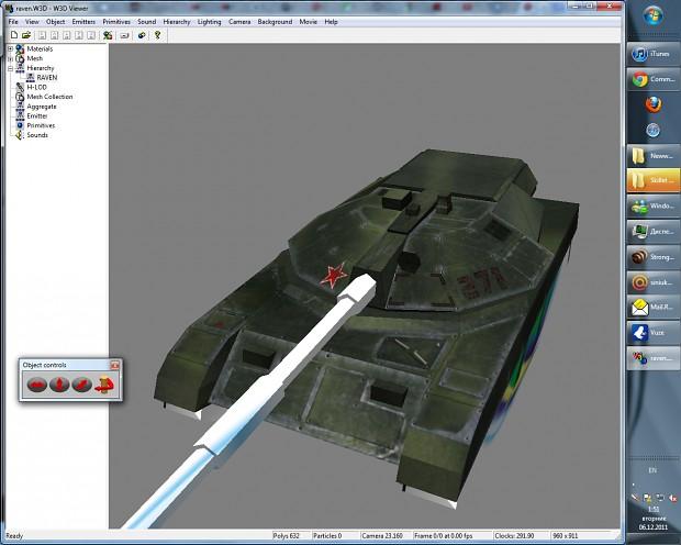 Raven Tank