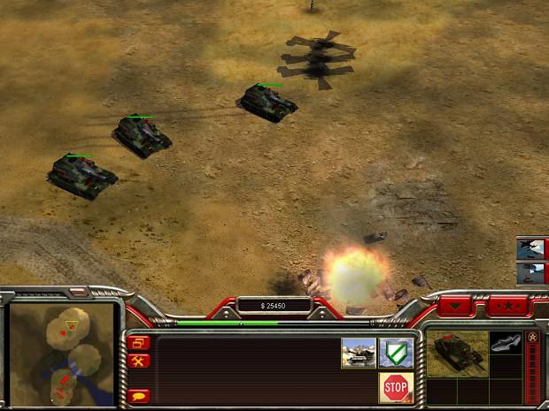"""""""Svyatogor"""" Tank Hunter"""
