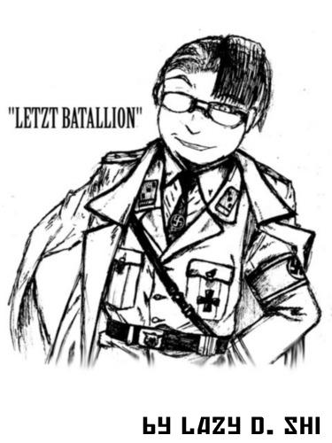 New Reich Comissar/Furher
