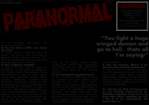 Paranormal is featured in GenGamer!