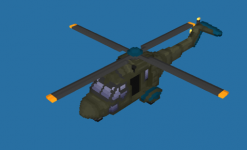 Allied Utility heli