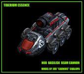 Tiberium Essence v 1.4 media