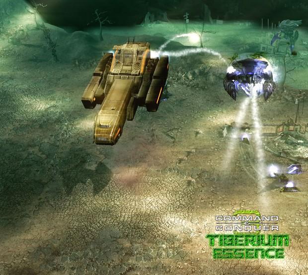 Tiberium Essence 1.52