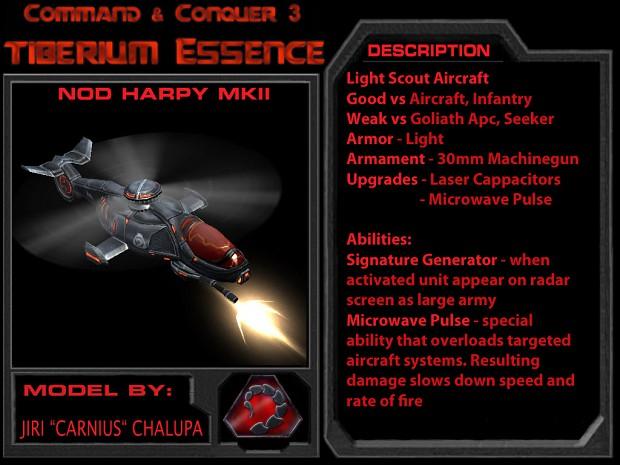 Tiberium Essence 1.5