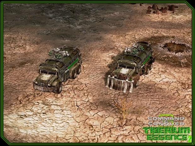 TE Forgotten Warbus ingame