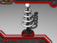 Soviet Tesla Coil Render