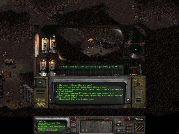 Raider's Camp