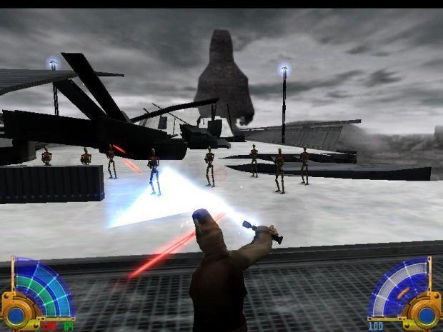 SP Mission Battle Of Mygeeto