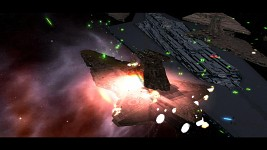Black Sun Venator´s attack repelled