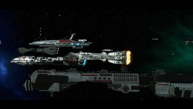 Rebel One Fleet