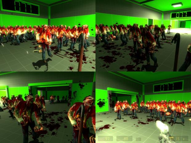Slaughter Room