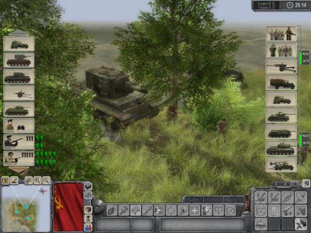 KV-2 Tank.