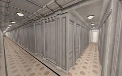 B-Deck Corridor revision