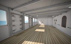 B-Deck 1st Class Entrance