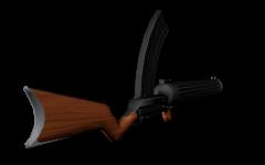 New Weapon: Maxim Lightweight Machine Gun