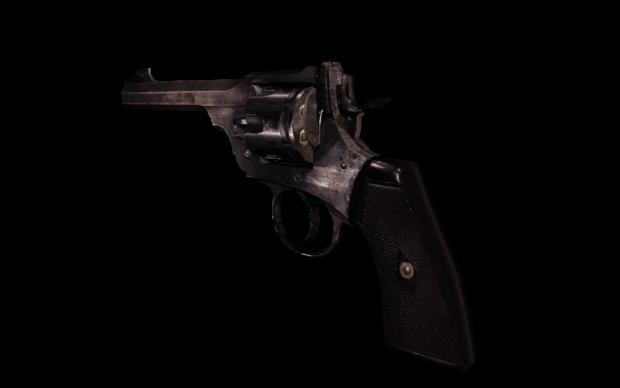 Webley .455 Revolver