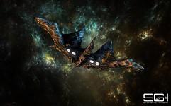Wraith Experimental Frigate