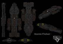 Asuran Cruiser Texture