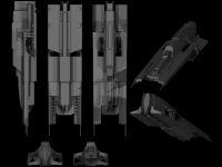 Figaro Class holoship