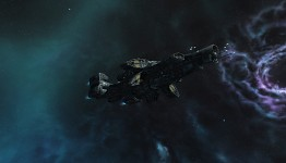 Romulus Class Ingame