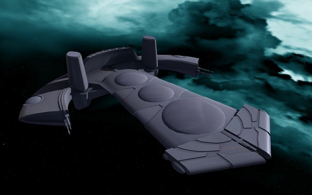Asgard Beliskner Concept Ship