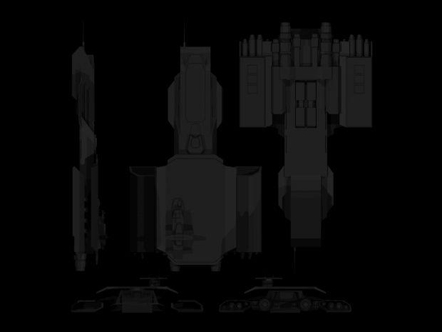 Daedalus Class: Complete Rebuild