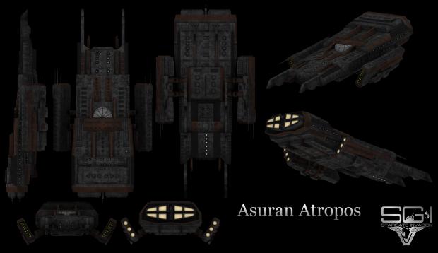 Asuran Atropos Texture