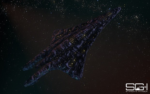 New Wraith Cruiser Model
