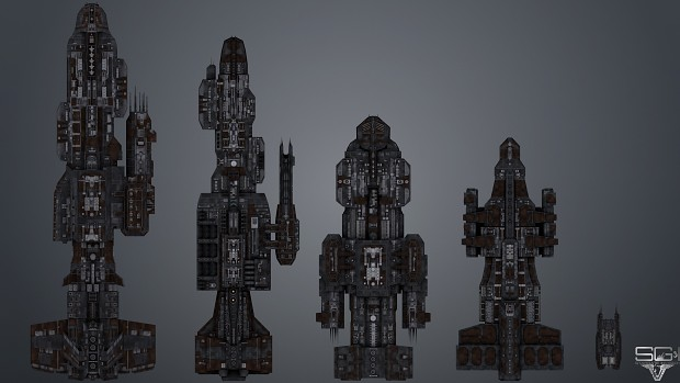 Asuran Alastor Retexure and the Fleet