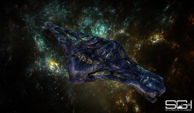 Wraith Battlecruiser