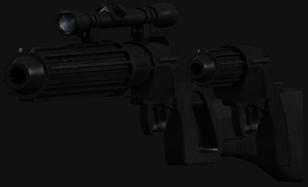 EE3 Snub Pistol