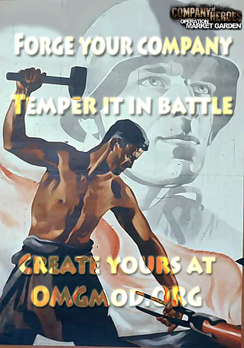 Operation Market Garden Promotional Posters