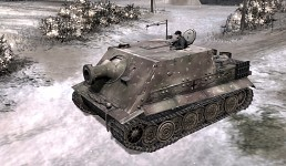 380mm Sturmmoerser Tiger
