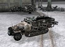 """SdKfz 251/1 mit Wurfrahmen """"Stuka zu Fuß"""""""