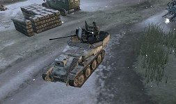 New Flakpanzer 38 t model