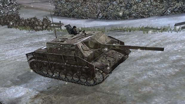 Jagpanzer IV/L70 (Alkett)
