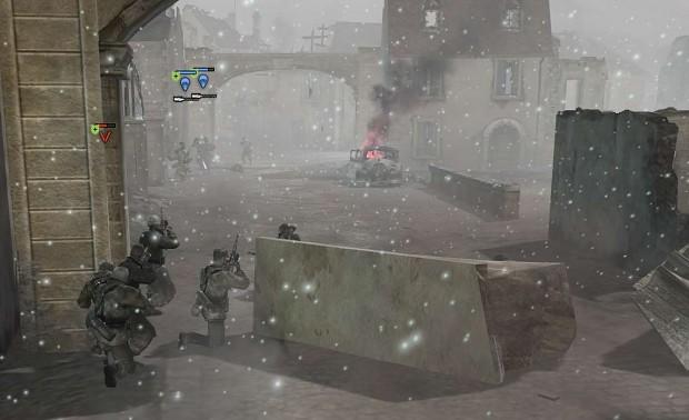 Firefight in Lorraine